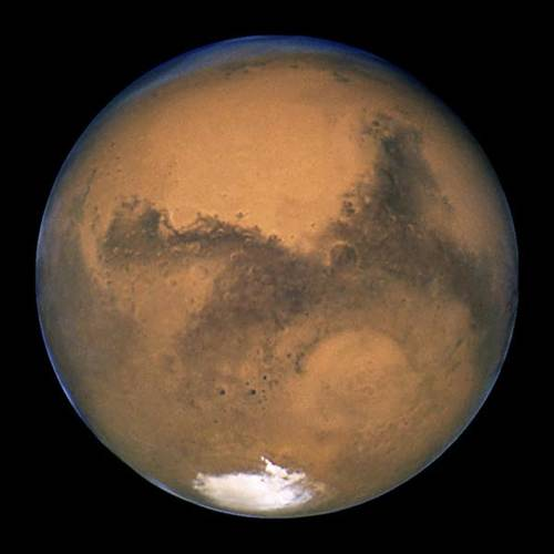 Image of Mars courtsey of NASA, ESA, and The Hubble Heritage Team (STScI/AURA)