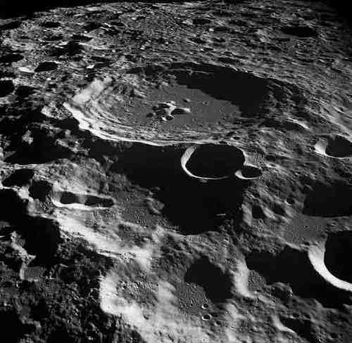 Photo of the Moon Courtsey of NASA